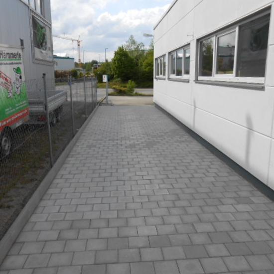 Gartengestaltung Pflasterarbeiten Raimovski Nagold Calw